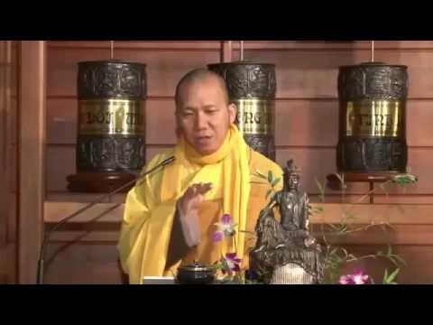 Cách Hành Trì Hơi Thở Của Phật Phần 3 – Thích Minh Thành