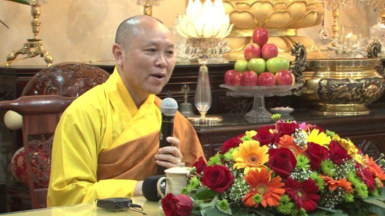 Chùa Là Trường Học Phật Pháp – Thích Chân Tính