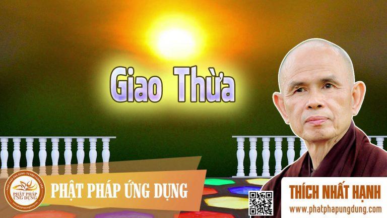 Giao Thừa – Thích Nhất Hạnh