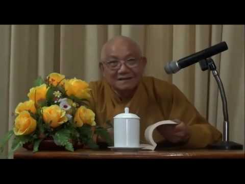 Giới Bồ Tát – Giới Trọng Thứ 6 – Giới Rao Lỗi Tứ Chúng Phần 1 – Thích Minh Thông