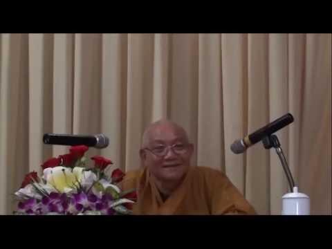 Giới Bồ Tát – Kinh Phạm Võng Phần 2 – Thích Minh Thông
