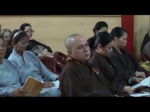 Giới Bồ Tát – Kinh Phạm Võng Phần 7 – Thích Minh Thông