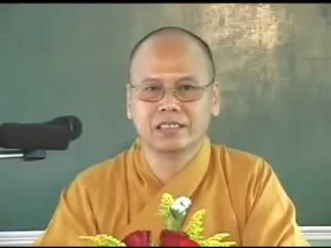 Hiếu Trong Đạo Phật – Thích Minh Đạo