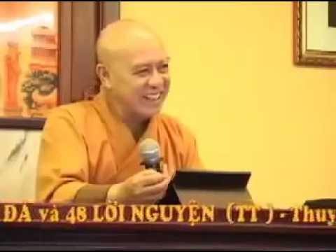 Lịch Sử Phật A Di Đà & 48 Lời Nguyện – Thích Nhật Hỷ