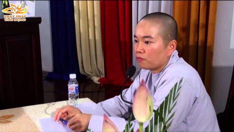 Lời Khai Thị Của Đại Lão Hòa Thượng Yoshimizu Daichi (KT31)