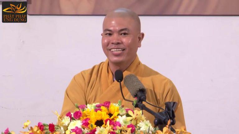 Mỗi Ngày Một Cơ Hội (KT54) – Thầy Thích Trí Minh