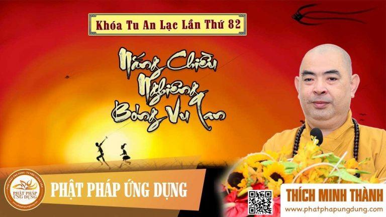 Nắng Chiều Nghiêng Bóng Vu Lan (KT82) – Thích Minh Thành