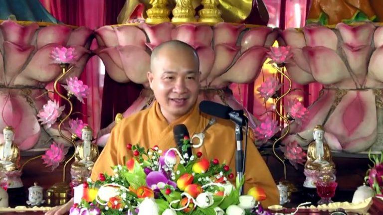 Niệm Phật Để Làm Gì Và Làm Gì Để Niệm Phật – Thích Trí Huệ