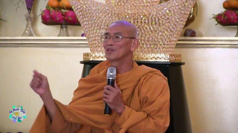 Pháp Thoại Giảng Tại Niệm Phật Đường Cực Lạc 1 – Thích Giác Đăng