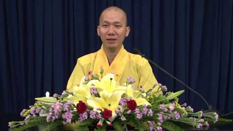 Phật Học Thường Thức kỳ 19 – Thích Minh Thành