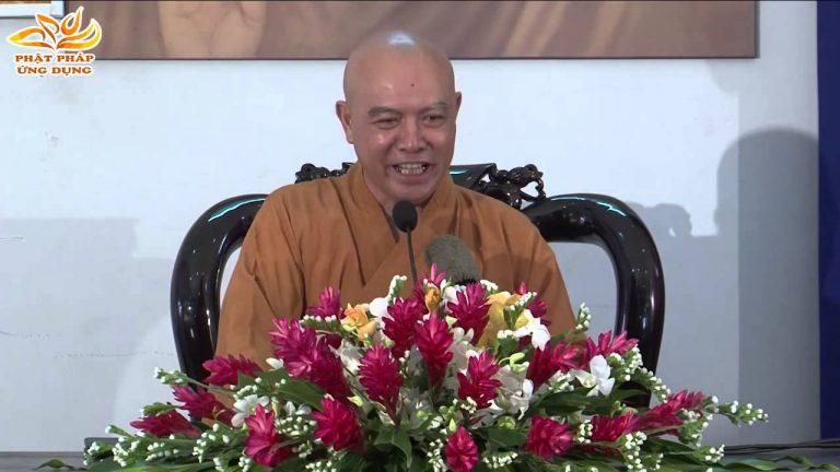 Phát Tâm Niệm Phật Được Nhập Vào Pháp Thân Đức Phật A Di Đà (KT47) – Thích Nhật Hỷ
