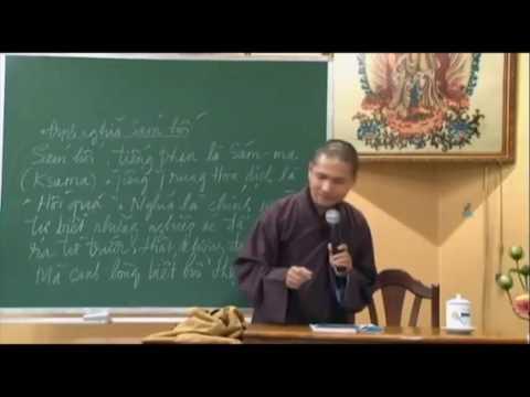 Sám Hối Phần 2 – Thích Từ Trung