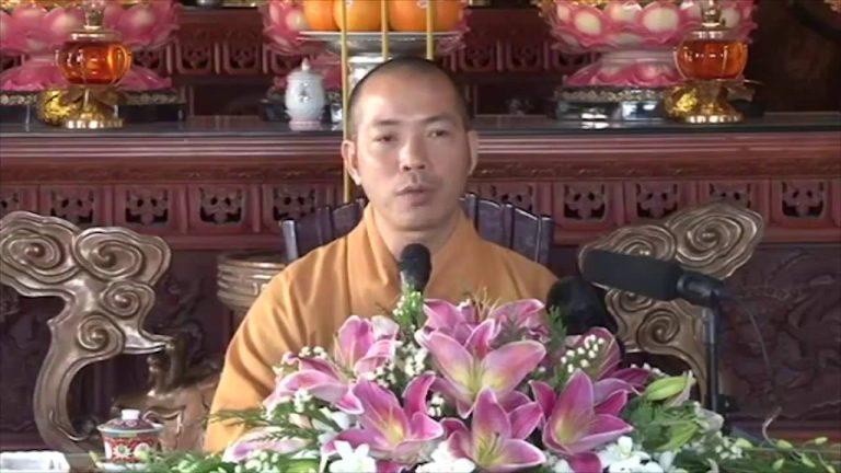 Thái Độ Khoan Dung – Thích Quang Thạnh