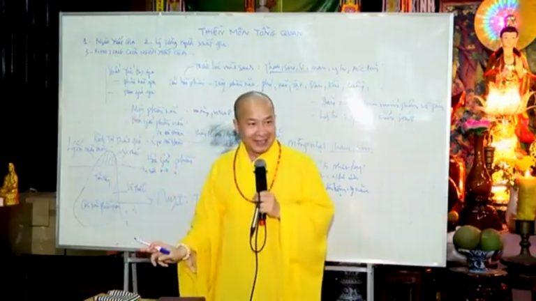 Thiền Lâm Bảo Huấn Phần 6 – Thích Trí Huệ