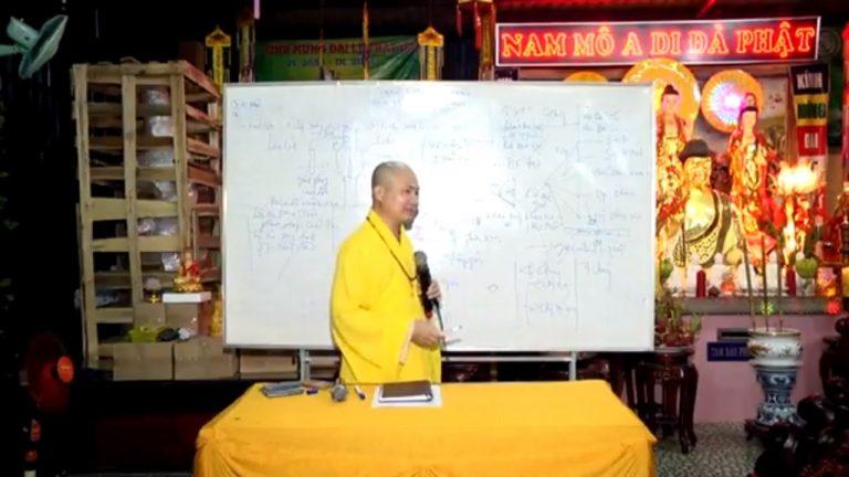 Thiền Lâm Bảo Huấn Phần 7 – Thích Trí Huệ