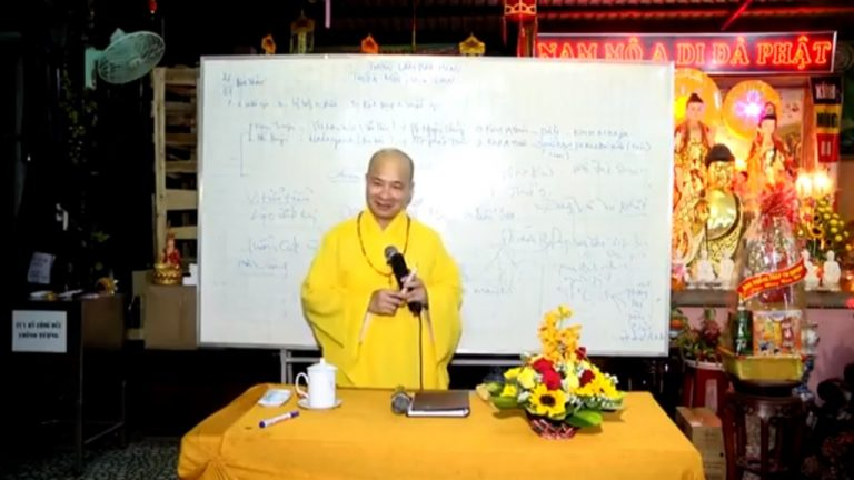 Thiền Lâm Bảo Huấn Phần 8 – Thích Trí Huệ
