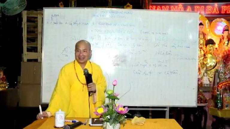 Thiền Lâm Bảo Huấn Phần 9 – Thích Trí Huệ