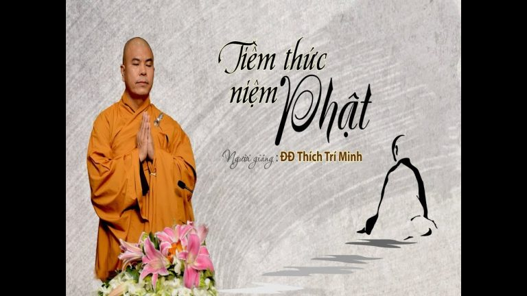 Tiềm Thức Niệm Phật – Thích Trí Minh