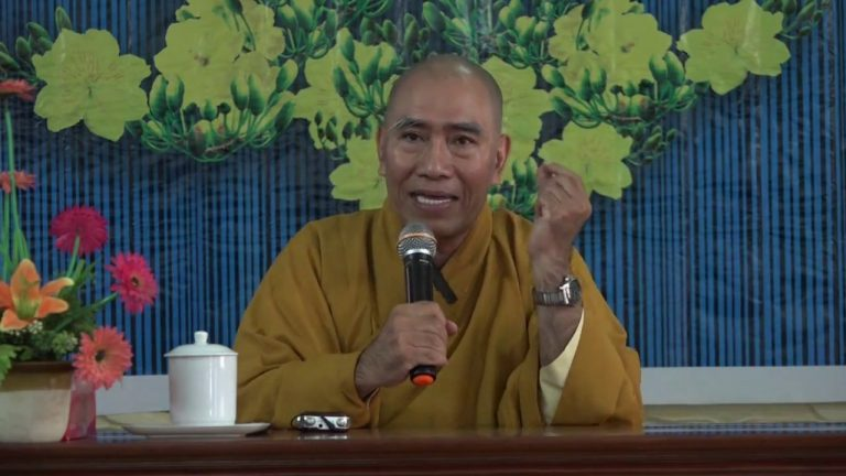 Tu Tập Phật Giáo: Từ Ý Thức Đến Tiềm Thức – Thích Tâm Đức