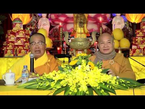 Vấn Đáp Phật Học Kỳ 2 – Thích Trí Huệ