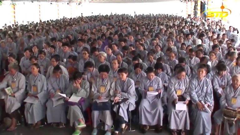 Việt Nam Phật Giáo Sáng Ngời Hào Quang – Thích Minh Nhẫn