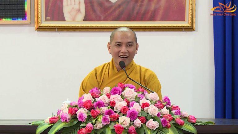 Đừng Chê Cười Niệm Phật (KT110) – Thầy Thích Pháp Đăng