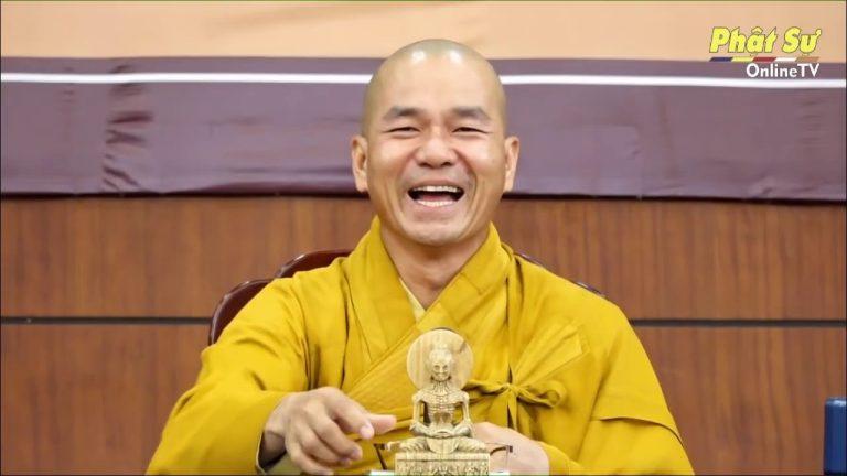 Hạnh Bố thí của người tu Phật – Thích Thiện Xuân