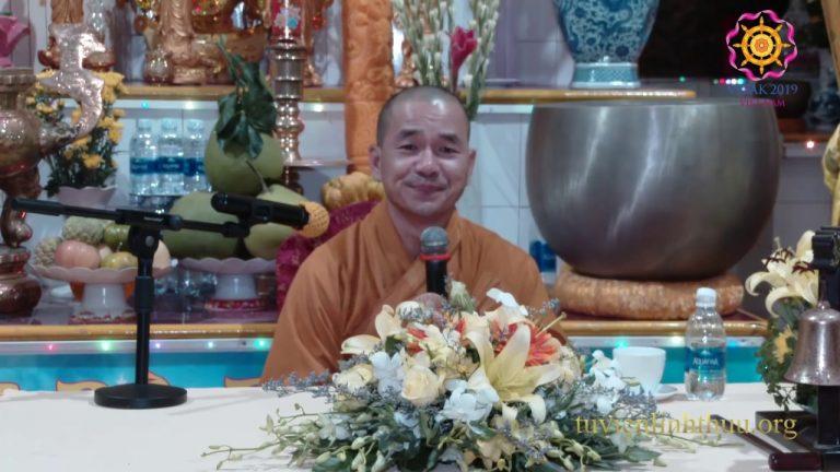 Những điều người Phật tử nên biết phần 1 – Thích Thiện Xuân