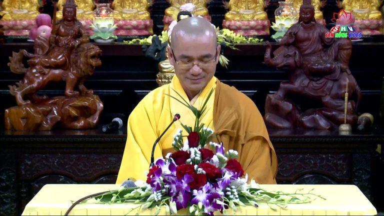 Ý Nghĩa Vía Đức Phật A Di Đà – Thích Thiện Xuân