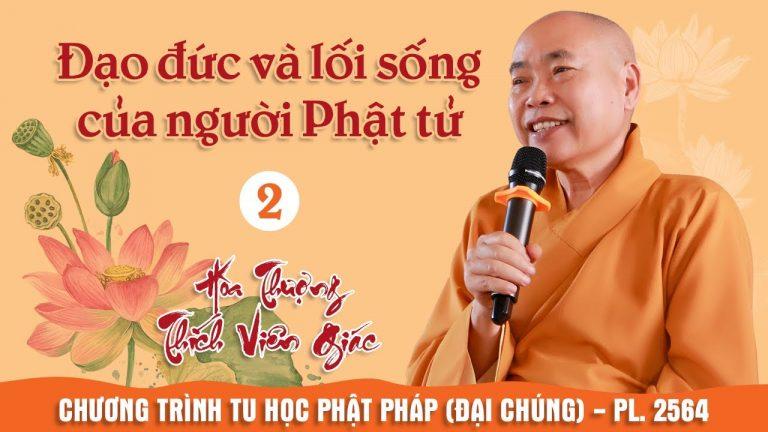 Lễ Phật – Đạo đức và lối sống của người Phật tử – Thích Viên Giác