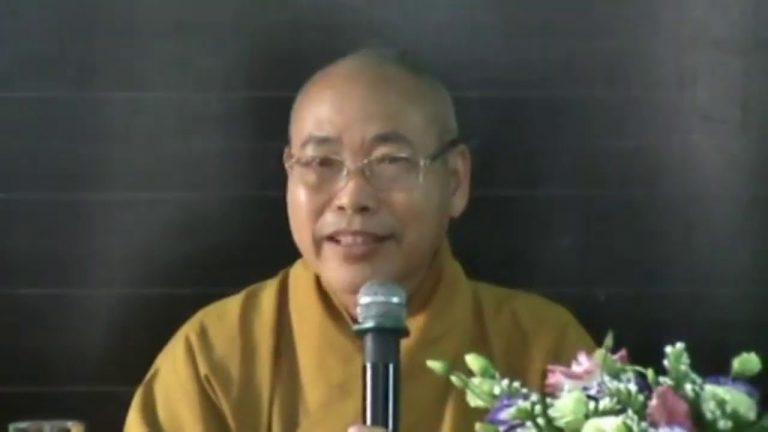 Phật Giáo Đồng Hành Cùng Dân Tộc – Thích Viên Giác