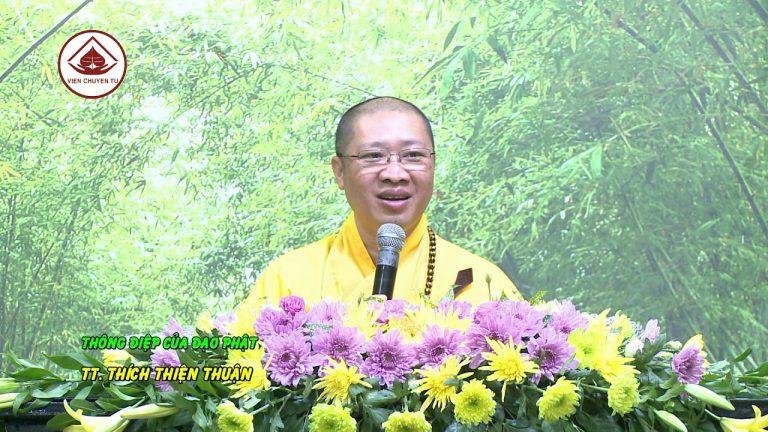 Thông điệp của đạo Phật – Thích Thiện Thuận