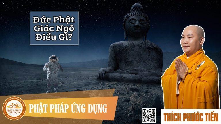 Đức Phật Giác Ngộ Điều Gì? (KT119) – Thích Phước Tiến