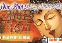 Đức Phật Đã Dạy Những Gì - Sách Nói (Audio Books) | Phật Pháp Ứng Dụng