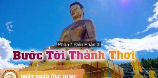 Bước Tới Thảnh Thơi - Sách Nói (Audio Books) | Phật Pháp Ứng Dụng
