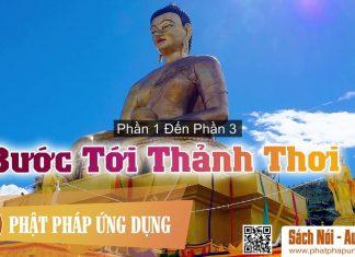 Bước Tới Thảnh Thơi - Sách Nói (Audio Books)   Phật Pháp Ứng Dụng