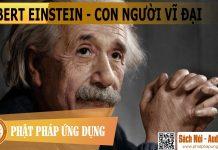 Albert Einstein - Con Người Vĩ Đại - Sách Nói (Audio Books)