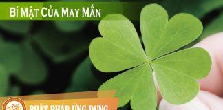 Bí Mật Của May Mắn - Sách Nói (Audio Books)