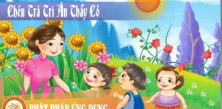 Chén Trà Tri Ân Thầy Cô - Sách Nói (Audio Books)