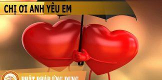 Chị Ơi Anh Yêu Em - Sách Nói (Audio Books)