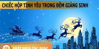 Chiếc Hộp Tình Yêu Trong Đêm Giáng Sinh - Sách Nói (Audio Books)