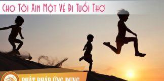 Cho Tôi Xin Một Vé Đi Tuổi Thơ - Nguyễn Nhật Ánh - Sách Nói (Audio Books)