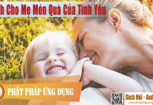 Dành Cho Mẹ Món Quà Của Tình Yêu - Sách Nói (Audio Books)