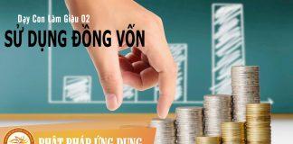 Dạy Con Làm Giàu 02 - Sử Dụng Đồng Vốn - Sách Nói (Audio Books)
