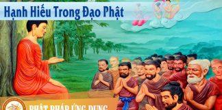 Hạnh Hiếu Trong Đạo Phật - Sách Nói (Audio Books)