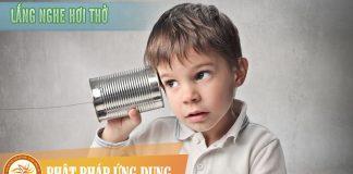 Lắng Nghe Hơi Thở - Sách Nói (Audio Books)
