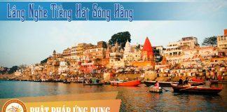 Lắng Nghe Tiếng Hát Sông Hằng - Sách Nói (Audio Books)