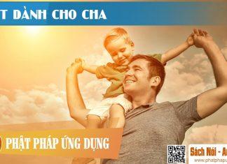 Phút Dành Cho Cha - Sách Nói (Audio Books)