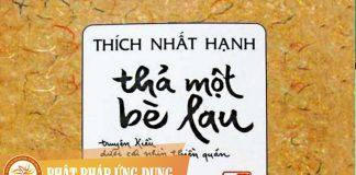 Thả Một Bè Lau - HT Thích Nhất Hạnh - Sách Nói (Audio Books)