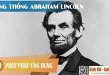 Tổng Thống Abraham Lincoln - Sách Nói (Audio Books)